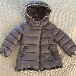 Moncler Girls Coat  size 18/24
